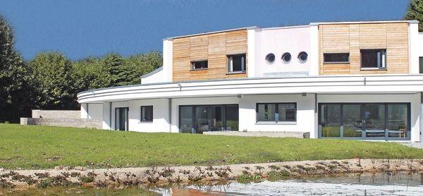 Weberhaus german house builder german home kit houses for Smallhouse weberhaus