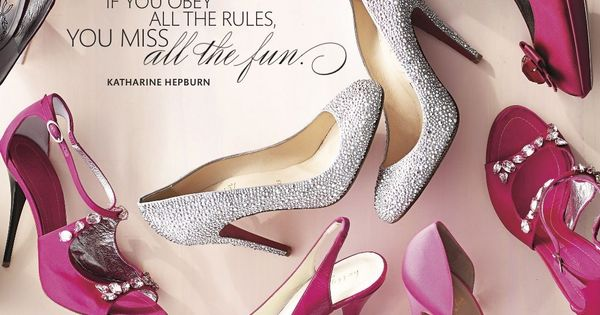 If you obey all the rules, you miss all the fun -Katharine