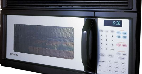 Microwave And Convection Oven Dometic over the range RV Microwave + Convection Oven | 2 ...