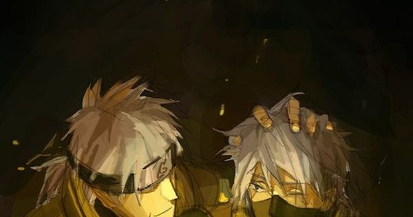 """I almost cried when Kakashi """"died."""" - The White Fang and ..."""