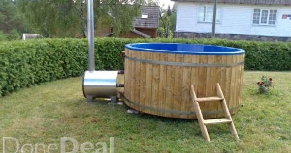 Out Door Garden Hot Tub For Sale In Wexford 2 000 Donedeal Ie Proyectos