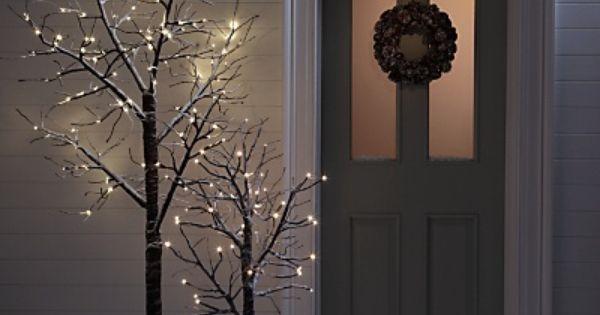Love Bare Branch Xmas Trees Twig Christmas Tree White Twig Tree Twig Tree