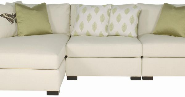 Adriana Sectional Sofa With Chaise Lounger By Bernhardt Knoxville Wholesale Furniture Sofa
