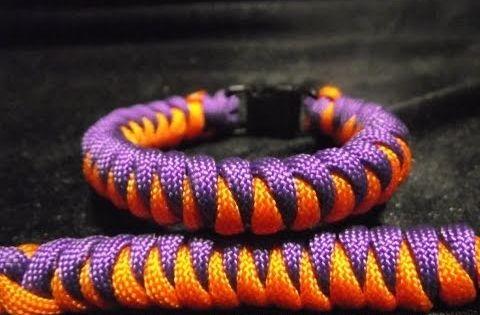 paracorde bracelet weavy loops scorpion tuto francais youtube pinterest. Black Bedroom Furniture Sets. Home Design Ideas