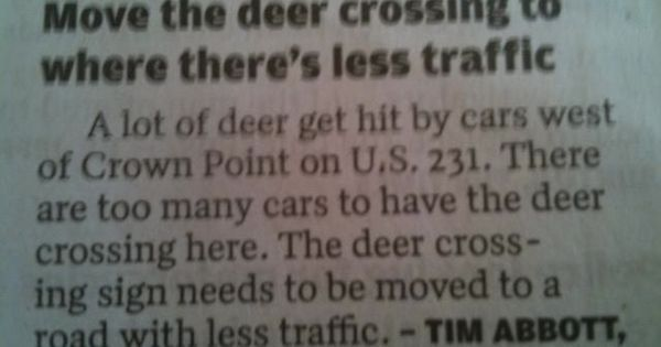 lol people really are this stupid ~ Crown Point Indiana!!! I lived
