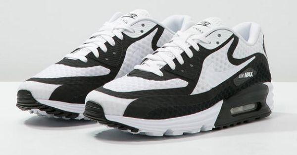 info for 251b6 d59ce ... sweden nike sportswear air max lunar 90 br baskets basses black white  prix baskets zalando 24e73