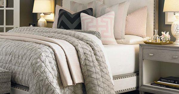 Grijs Creme Slaapkamer : Bassett Bedroom Provence Pinterest
