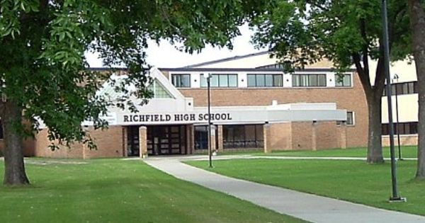 Richfield Mn High School Where We Were All Students At The Time