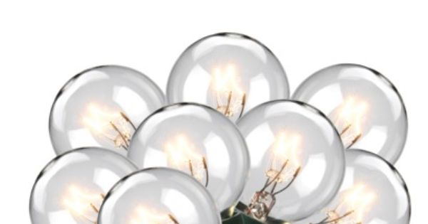 Frosted Globe String Lights Target : clear lights or frosted? Mina s Wedding! Pinterest Globe string lights and Weddings