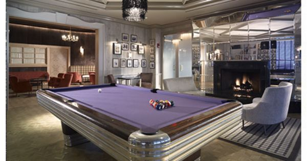 Atlantic City Accommodations With Images Game Room Chelsea Hotel Game Room Decor