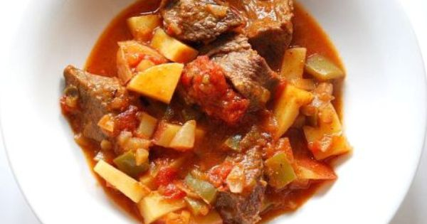 Beef stews, Stew and Mexicans on Pinterest