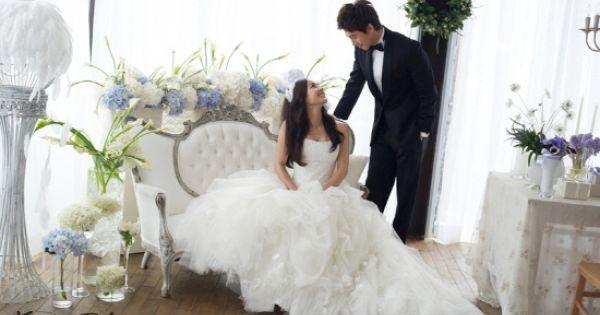 Eugene Ki Tae Young Reveal Their Wedding Photos Young Wedding Wedding Photos Wedding Design Inspiration