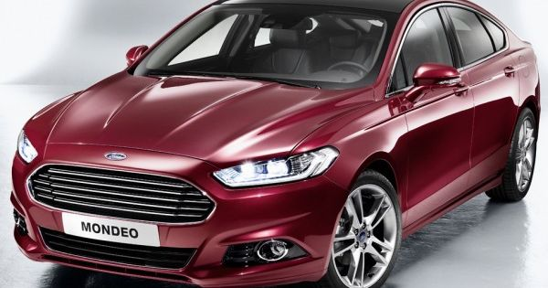 Ford Mondeo Revealed In Amsterdam Photos With Images Ford