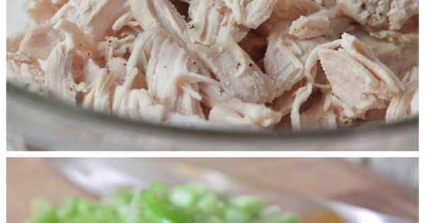 Bacon Gorgonzola Chicken Salad | Chicken Salads, Bacon and Salad