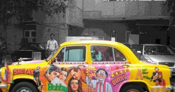 Bollywood India As I Know Her Pinterest Cars Art And In India