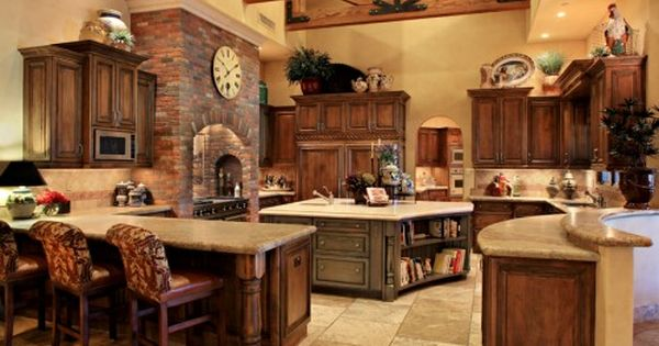 Beautiful kitchen. My dream kitchen!!