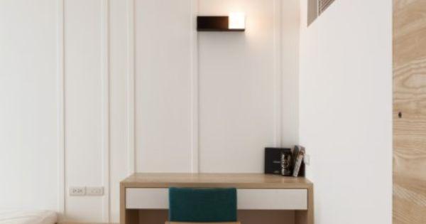 깨끗하고 단순한 현대적 미학의 아파트 인테리어 : 네이버 ...