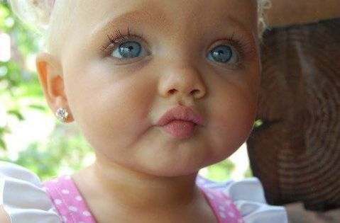 cutest little doll ever. i want an ira brown too.