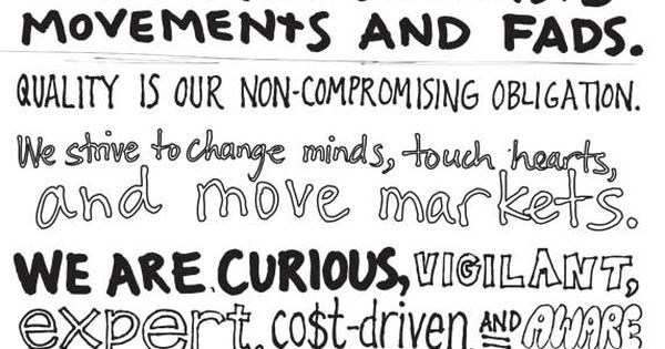 Interior Design Mission Statements Examples | Thinking ...