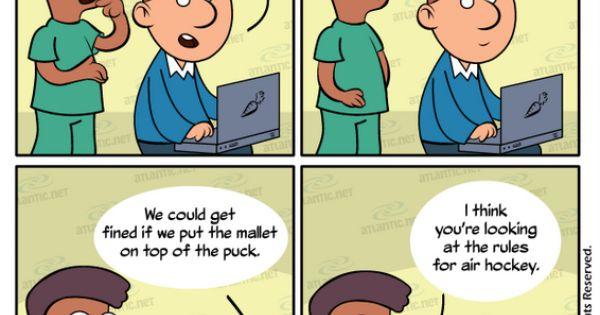 HIPAA Compliant Hosting Joke