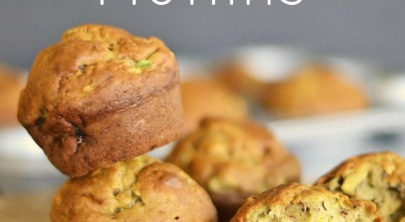 Better for You Avocado and Banana Muffins Recipe - Savvy Saving Couple