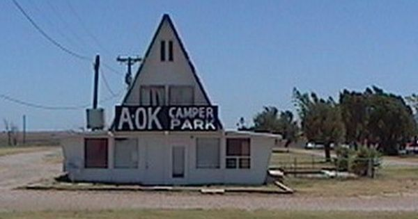 Aok Camper Park Amarillo Tx Passport America Campgrounds House Styles Camping Club Campground