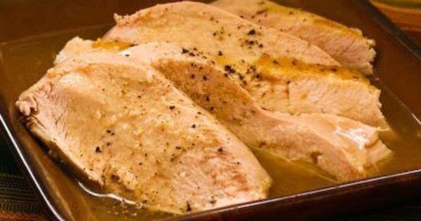 to Cook a Turkey Breast in the Crockpot and South Beach Diet Friendly ...