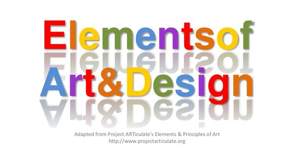 Elements Of Art Principles Of Design Game Jepordy