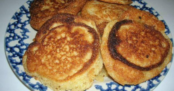 Southern cornmeal hoecakes or fried cornbread favorite - Italian garden boiling springs nc ...