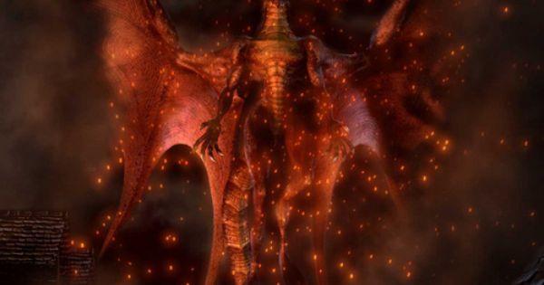 Final Fantasy Wallpaper Bahamut Final Fantasy Ix Bahamut Final Fantasy Final Fantasy