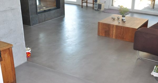 fugenlose b den eleganz f r ihren wohnraum in ahaus beton cire floor pinterest. Black Bedroom Furniture Sets. Home Design Ideas