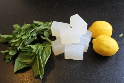 DIY Homemade Herb Soap Tutorial - henry happened