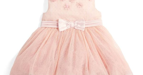 فستان بكشكش وردي 299 00 د إ Frill Dress Girl Outfits Pink Dress