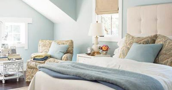 Master Bedroom color scheme