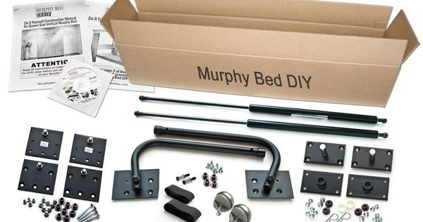 Murphy Bed Diy Hardware Kit Complete With All Parts