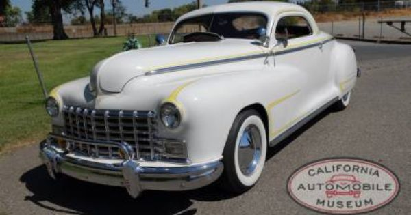 1948 Dodge D 24 Business Coupe Chopped Top For Sale Oldride Com Classic Cars Buy Classic Cars Cars