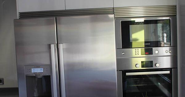Cocinas dise o de cocinas en leganes rhonda blanco - Cocinas las rozas ...