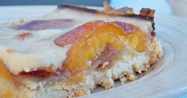 Gluten free peach kuchen gluten free goodies pinterest for F rde küchen