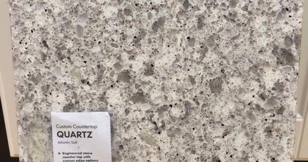 Quartz Kitchen Countertop From Ikea Renovation Ideas