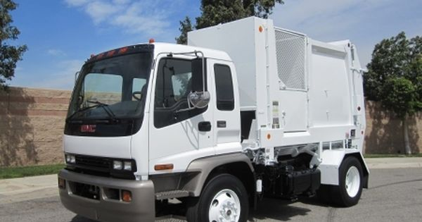 Pin On Side Loader Garbage Trucks For Sale