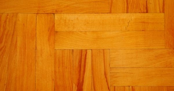 Cleaning Sticky Laminate Wood Floors