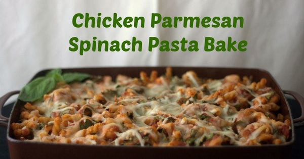 Spinach pasta, Parmesan and Spinach on Pinterest