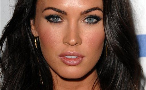 Megan Fox Makeup It Helps That She Has Such A Tan