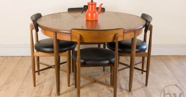 Vintage Retro Mid Century G Plan Teak Fresco Dining Table  : 39e989452f62161508bba8b737d91f84 from www.pinterest.com size 600 x 315 jpeg 25kB