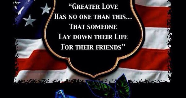 Quot Greater Love Has No One Than This That Someone Lay Down
