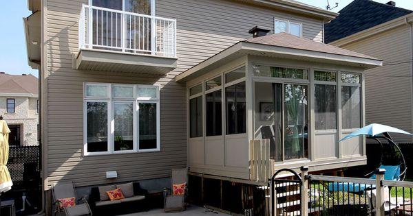 Veranda avec muret veranda avec muret de pvc sections for Cuisiniste reims