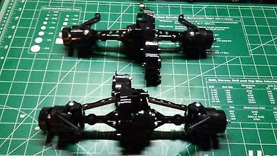 123 99 Sale New Complete Pair Of Clodbuster And Bullhead Axles Rc Monster Truck Tamiya Part Axles Rc Monster Truck Monster Trucks Best Rc Cars