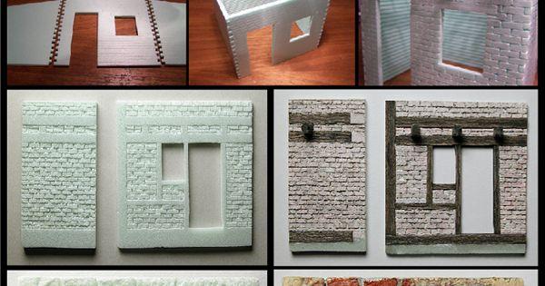 selitac sustituto perfecto del cart n pluma ejemplos de uso minis t cnicas construcci n y. Black Bedroom Furniture Sets. Home Design Ideas