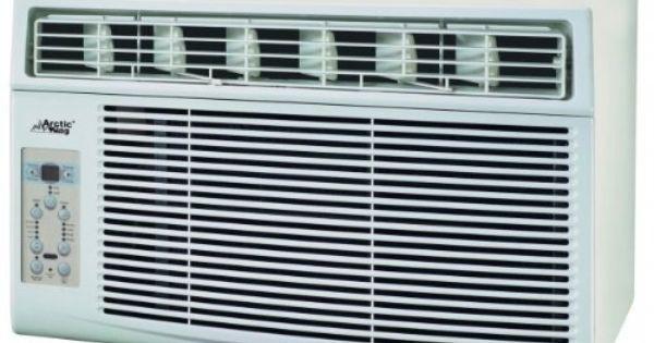 Arctic King Mwk 10crn1 Bj8 10 000 Btu Window Mounted Air Conditi By Arctic 260 11 Window Mounted Air Conditioner Full Function T Window Air Conditioner Air Conditioner Heater Home Appliances