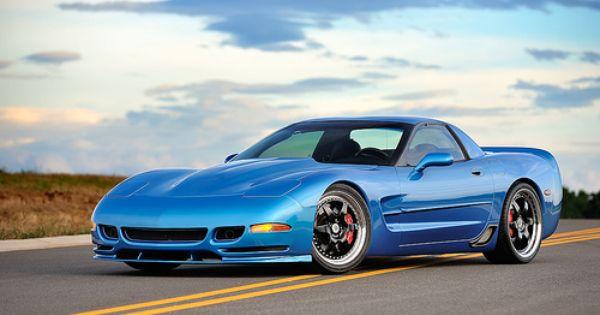 99 Frc Corvette C5 Classic Chevrolet Corvette